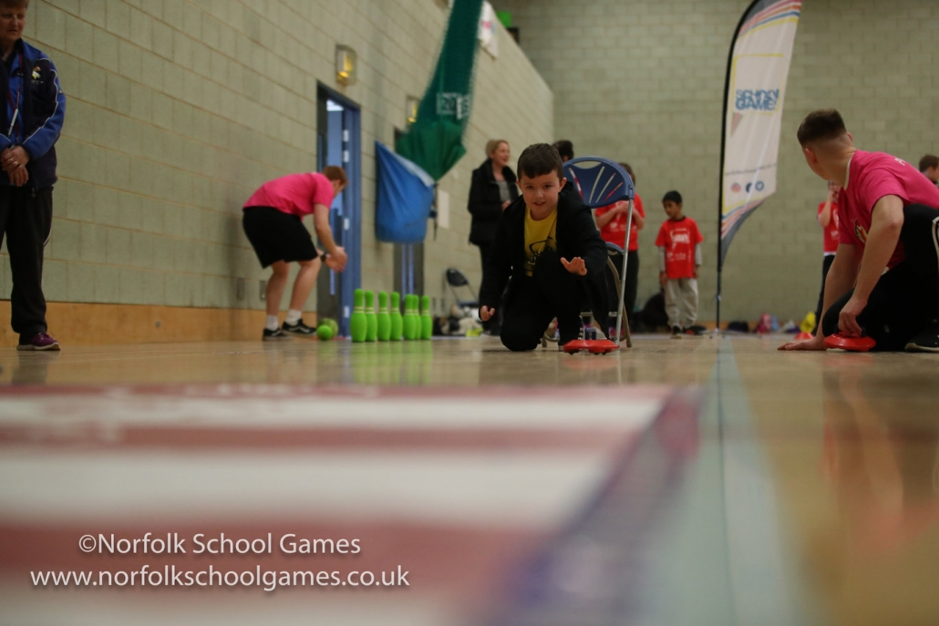 School Games Day 3- High Scores in The Panathlon Challenge!