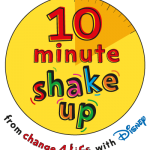 Change 4 Life – Disney Shake Up Games