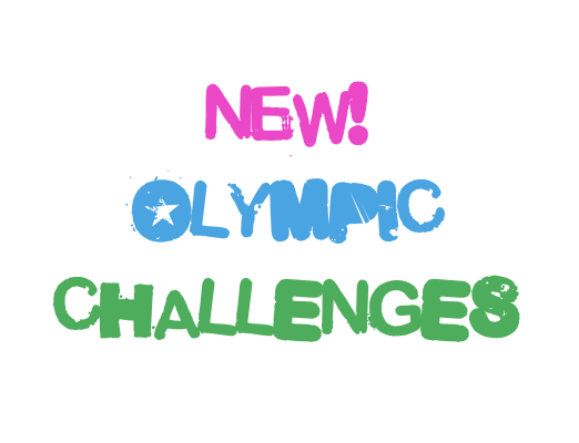 Summer Term – Olympic Challenges