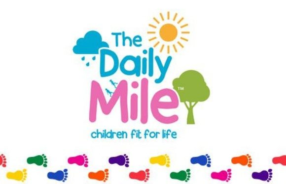 The Daily Mile National Event 30th April