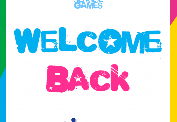 Welcome back. Quick update!